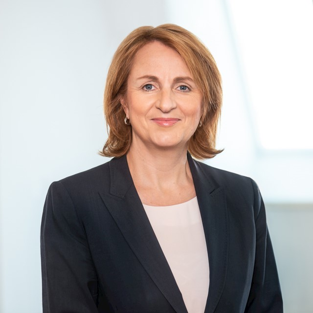Astrid Aupperle, Leiterin Gesellschaftliches Engagement