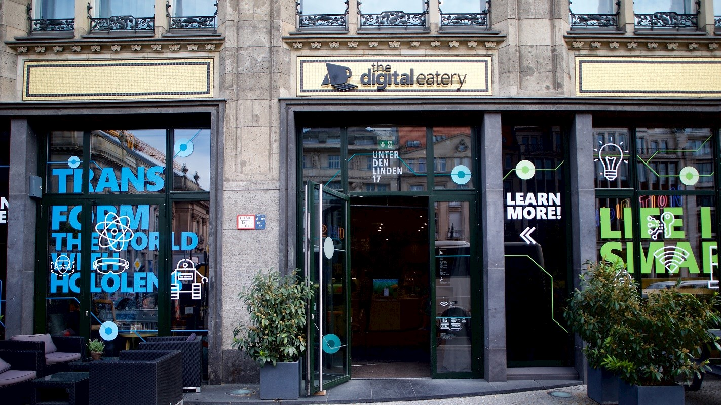 The Digital Eatery