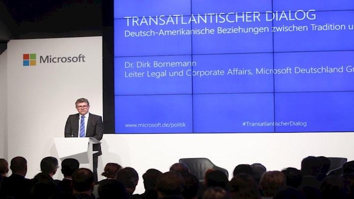 Transatlantischer Dialog