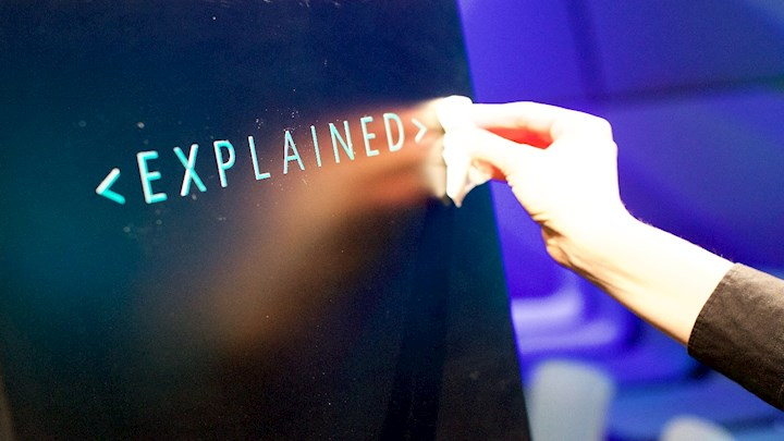 <EXPLAINED> Die Digitalkonferenz bei Microsoft Berlin am 16. November 2017