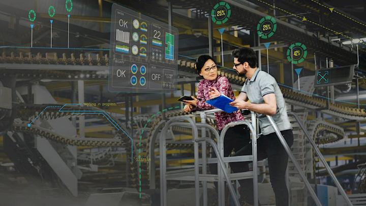 Künstliche Intelligenz, IoT und Mixed Reality zum Anfassen: Microsoft auf der Hannover Messe