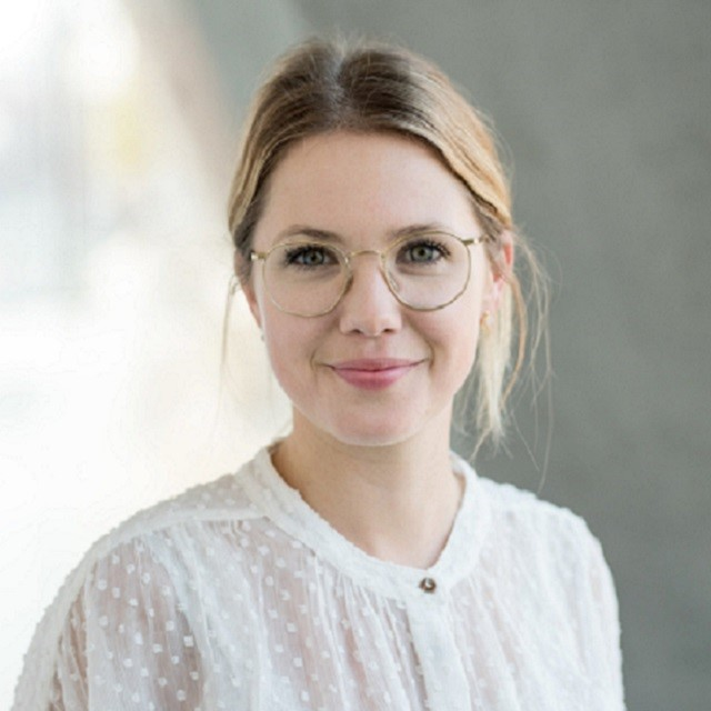 Meike Ostwald, Communications Manager Digital Public Affairs