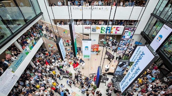 Das Microsoft Hackfest 2018: Gemeinsam mehr erreichen – auch für den gemeinnützigen Sektor
