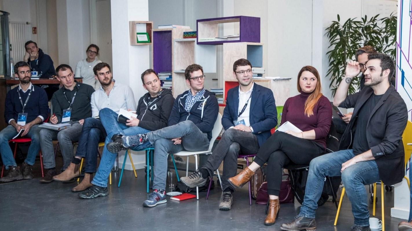 Digitalisierung für alle mit Künstlicher Intelligenz und Big Data: Elf internationale Tech-Startups wachsen mit Microsoft ScaleUp Berlin