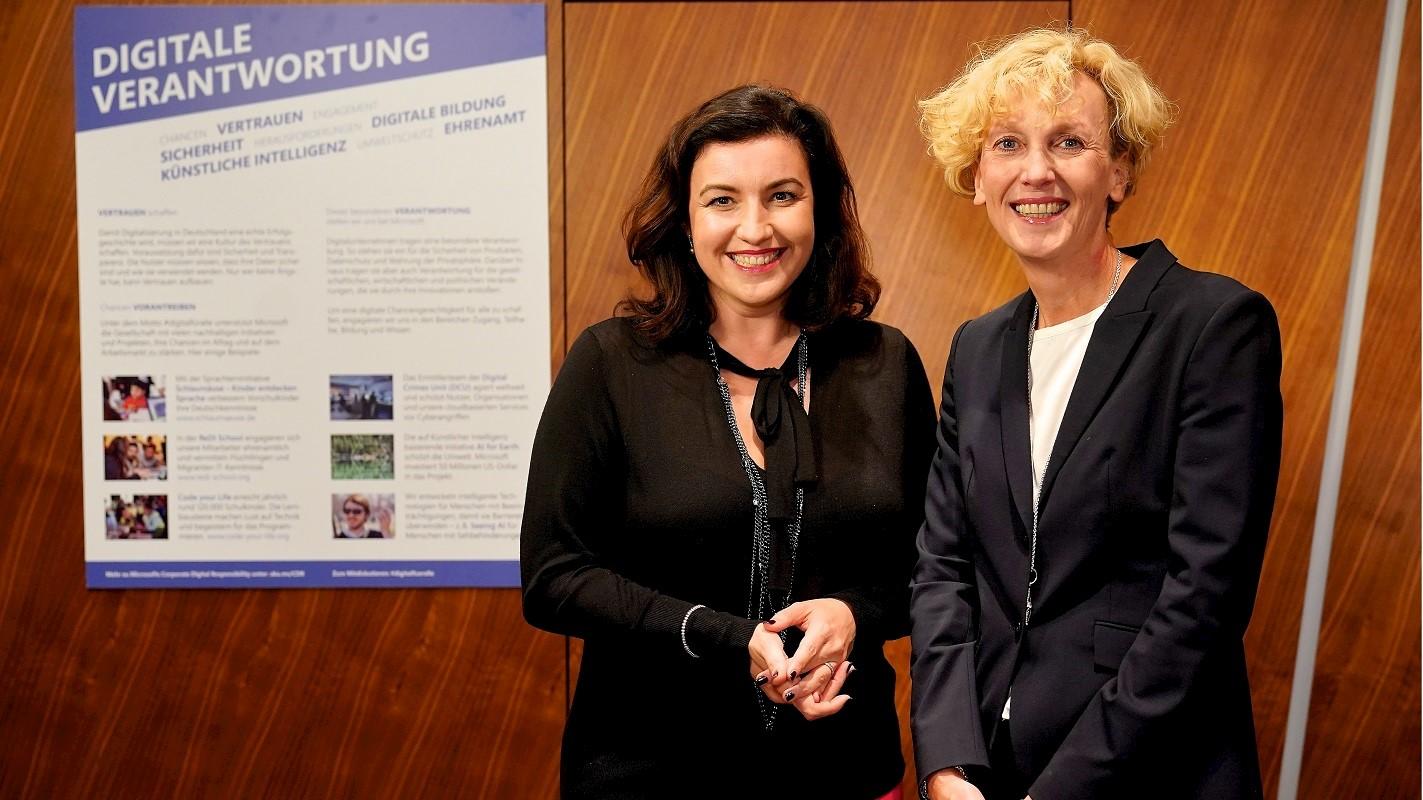 Digitales Deutschland mit Dorothee Bär
