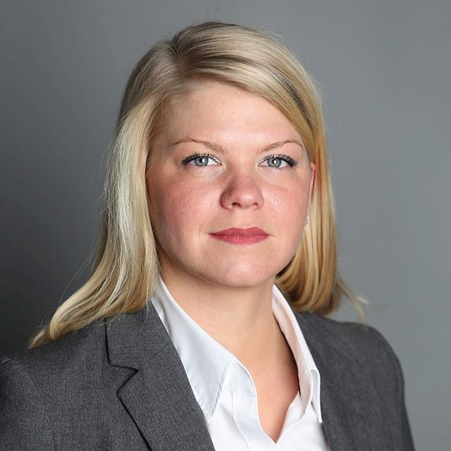Friederike Kastl, Event Managerin