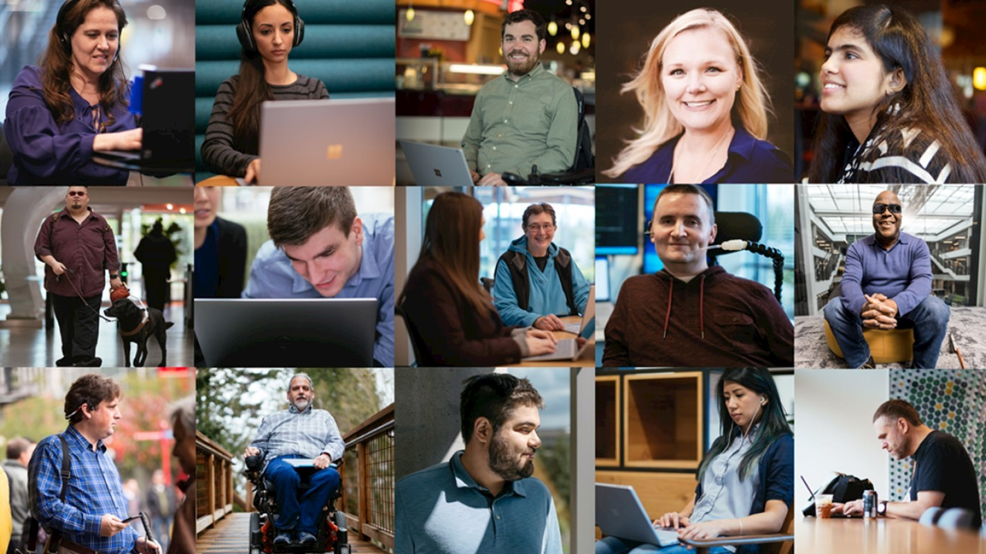 Accessible Modern Workplace