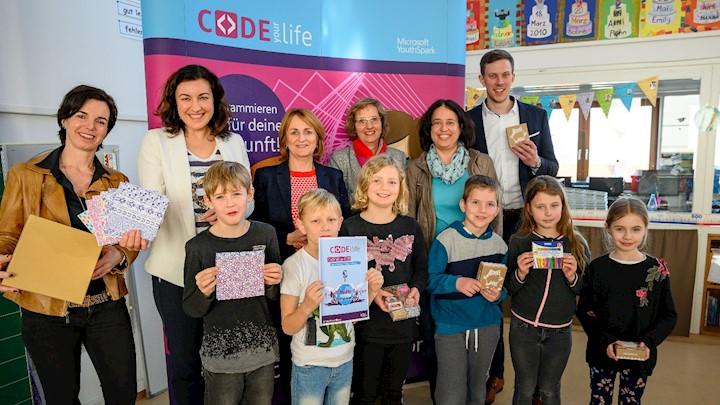 Code your Life-Tour 2019: Gemeinsam für digitale Bildung starkmachen