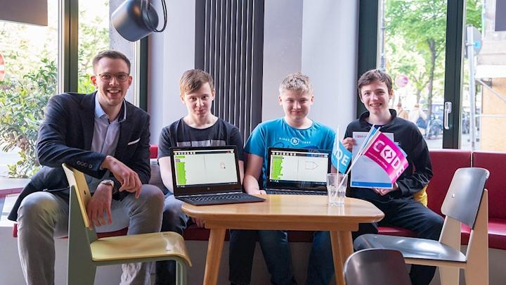 Microsoft fördert digitale Integration