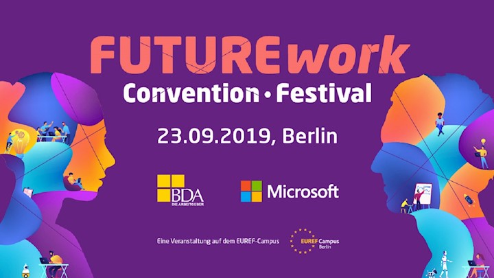 FUTUREwork 2019: Interview mit Miriam Wohlfarth