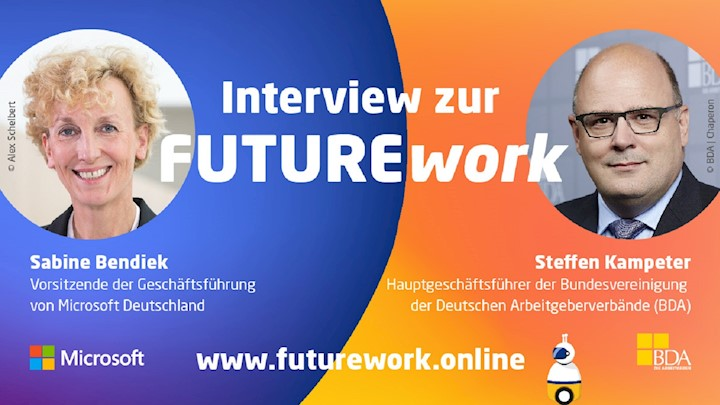 Was bringt die FUTUREwork 2019?