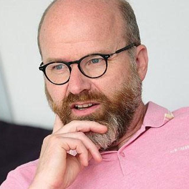 Prof Dr. Patrick van der Smagt